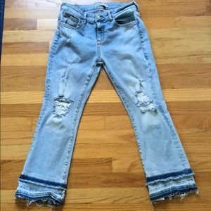 Zara Z1975 Denim Jeans